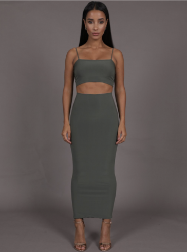 Carrie Maxi Two Piece